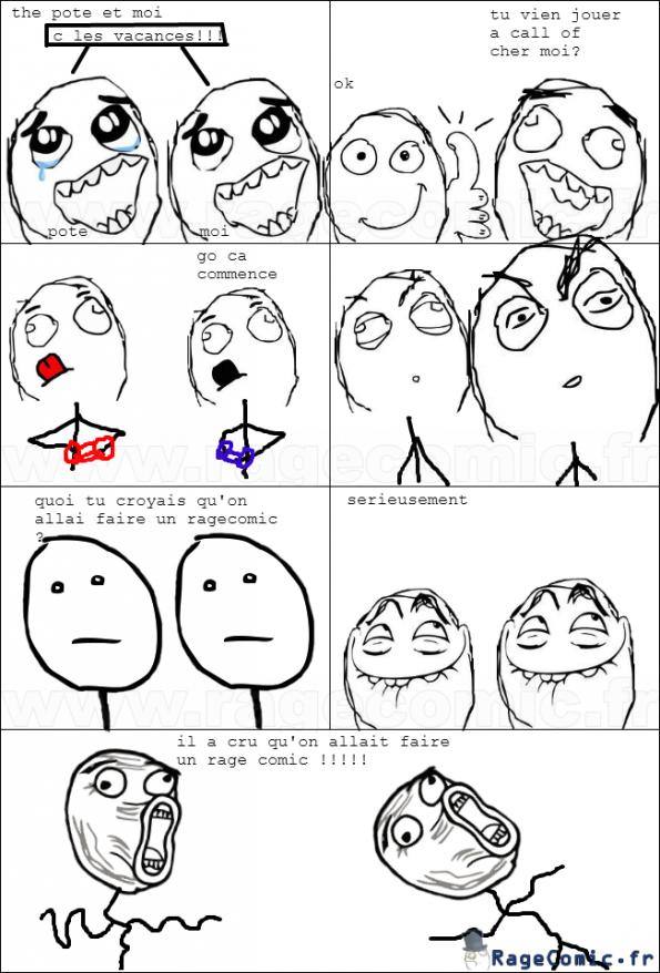 rage troll
