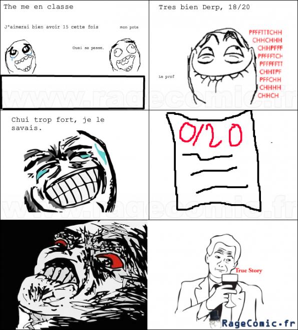 Quand un Prof troll
