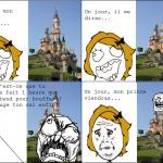 Disneyland troll