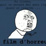Au cinéma...