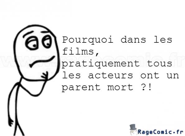 Les films...