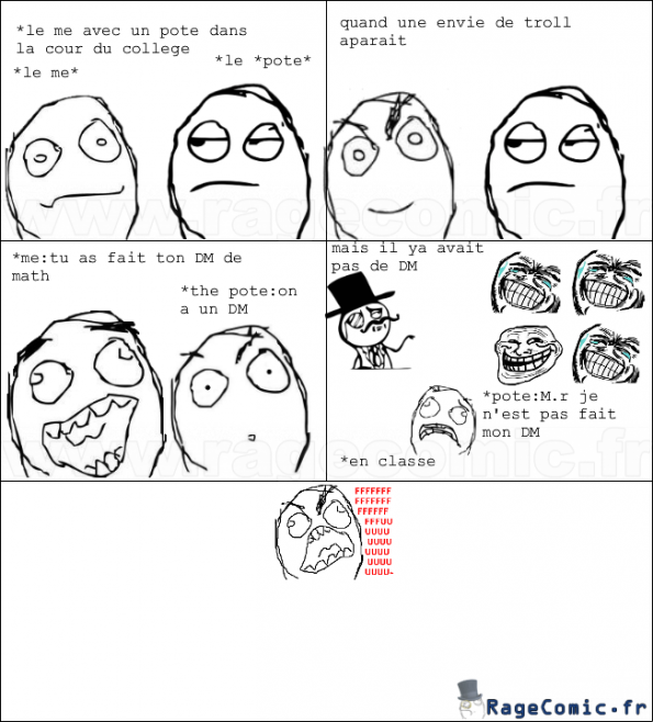Le troll du DM