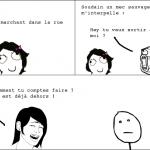 Comment troller un inconnu