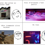 The me au Laser Game