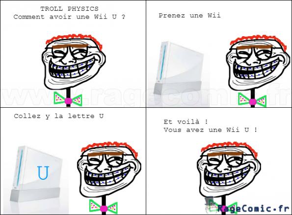 Comment avoir une Wii U ?