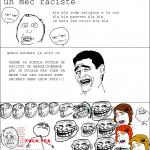 Raciste troll