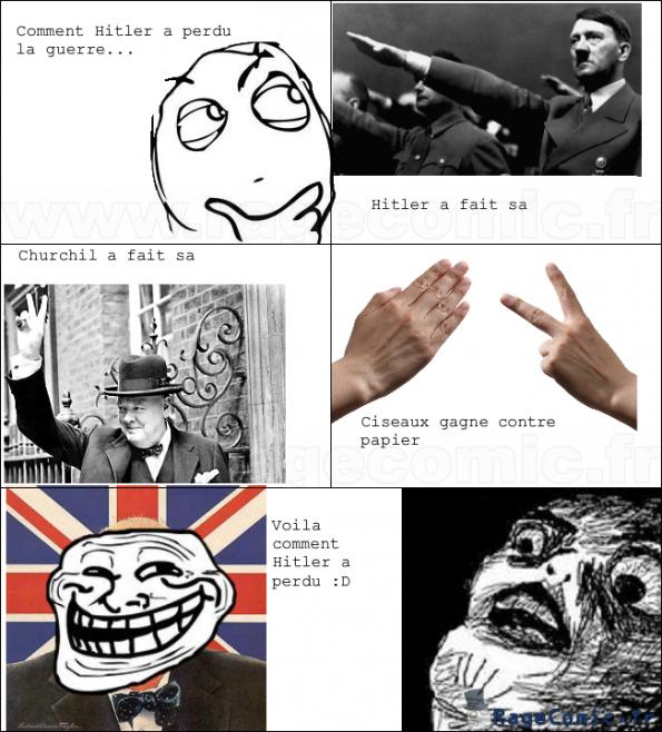 Comment Hitler a perdu la guerre...