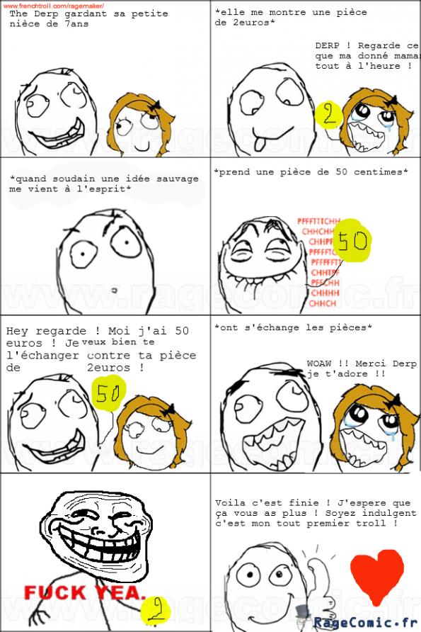 Troll de nièce