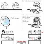 Texter en classe (quand on a pas le droit)
