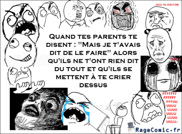 Les Parents...