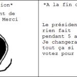 Etre président