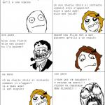 avoir une copine garçon vs fille