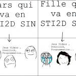Orientation - STI2D SIN