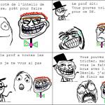 Prof troll