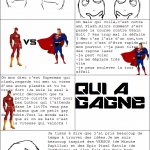 Epic Rage Battle 1:Flash VS Superman