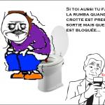 La rumba des WC