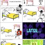 Les devoirs de minuit
