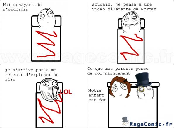 Quand je dors