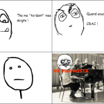 Me pianosta !