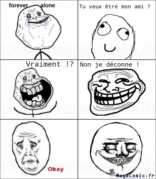 Me gusta troll...