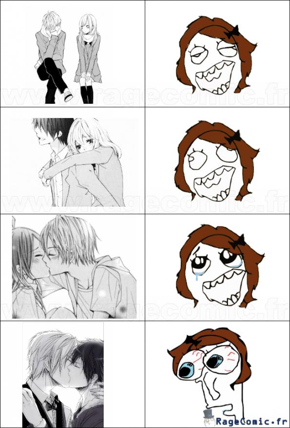 les filles otaku...