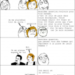 Le poseur de questions