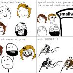 Ne jamais allez à smallworld