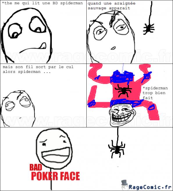 Spiderman n'est pas celui qu'on croît