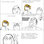 Une odeur bizarre dans le bus
