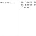Quotidien VS Photo de classe