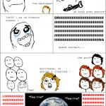 L'humour de l'handicapée