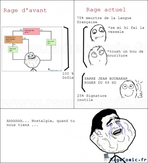 Nostalgie :'(