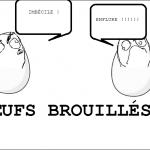 Oeufs brouillés