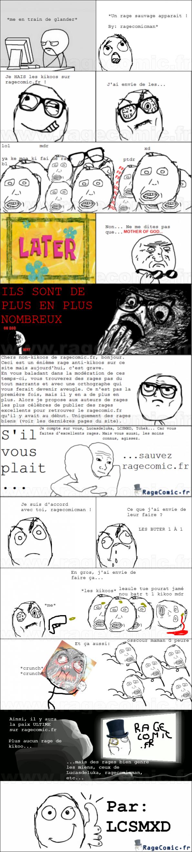 """""""S'il vous plait… sauvez le site !"""", version LCSMXD [Sans plagiat]"""