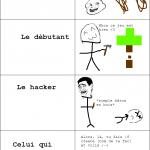 Plusieurs types de joueurs sur les serveurs MC
