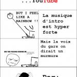 Logique des vidéos sur YouTube