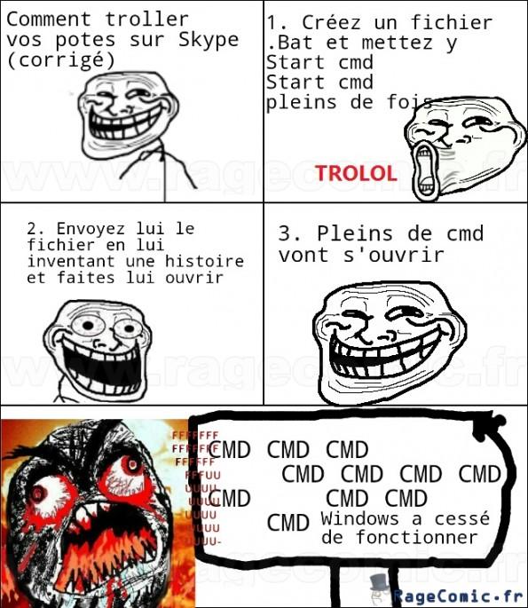 CMD Rage (corrigé)