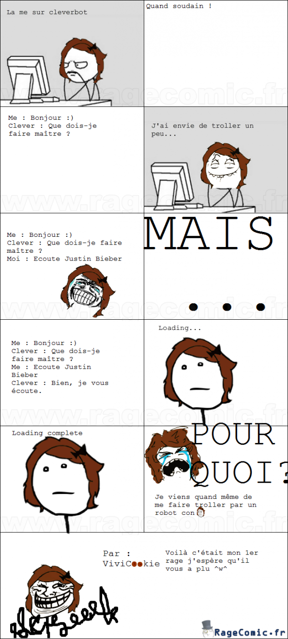 CleverTroll pourquoi ?
