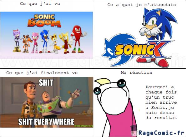 Critique Sonic Boom