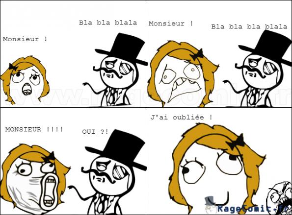 Monsieur !