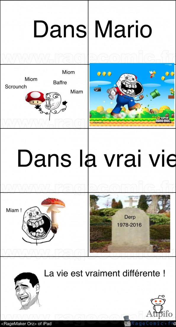 Mario et la vie