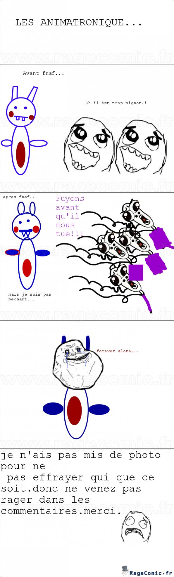 Les animatronique