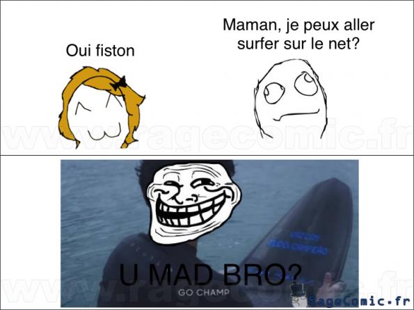 Surfer sur le net!? WHAT!?