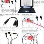 Écouteurs interchangeables