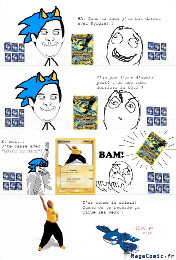 Pokemon de nice