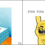 Pikachu a fait sa premiere victime