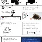 La vie d'un ordinateur
