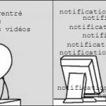 Aller sur YouTube après les vacances