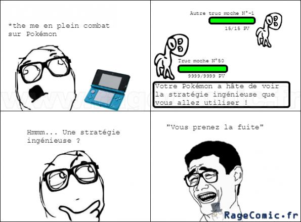 Une stratégie ingénieuse