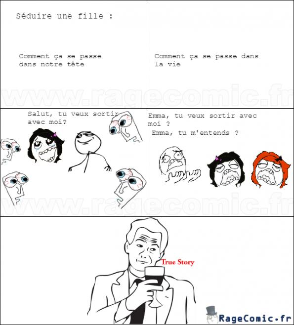 Séduire une fille